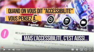 Ce 23/09, tous les sites publics doivent être accessibles